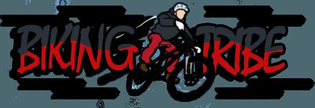 Poshei Mini Bike Pump with Multi-Function Repair Tool Kit
