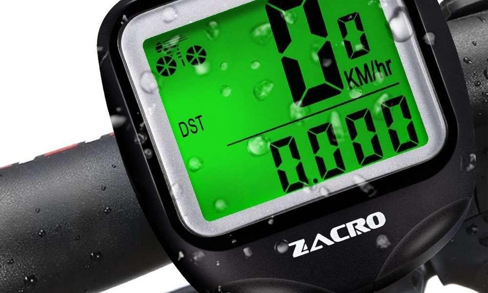 be0f7548e92 Zacro Bike Computer BC370 Review